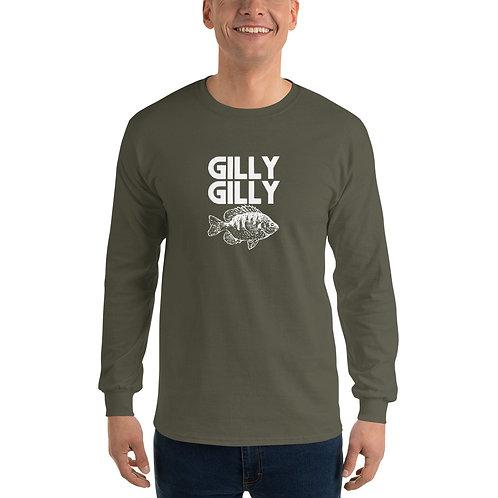 Gilly Gilly Gildan Men's Long Sleeve Shirt
