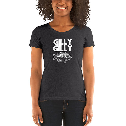 Gilly Gilly Bella Canvas Tri-Blend Ladies' Short Sleeve T-shirt