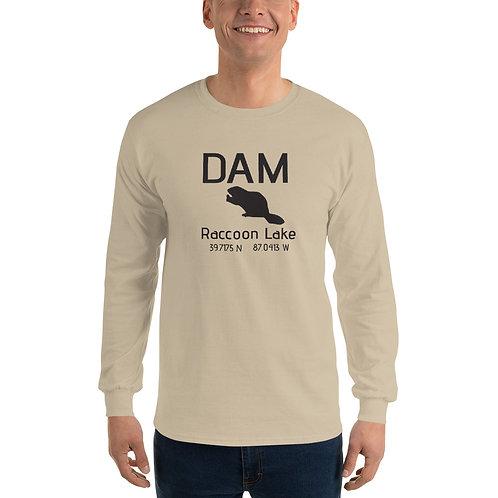 Dam Gildan Men's Long Sleeve Shirt