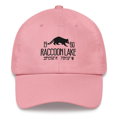 Raccoon Lake Dad hat
