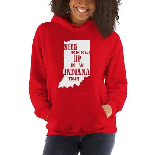 Indiana Girl Gildan Unisex Hoodie