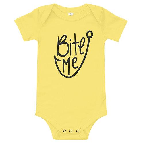 Bite Me Baby Onesie