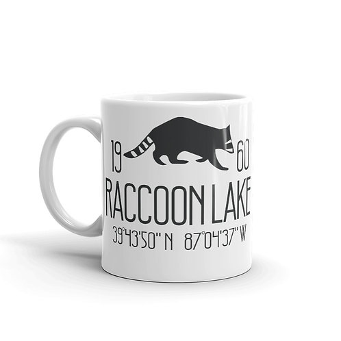 Raccoon Lake Mug