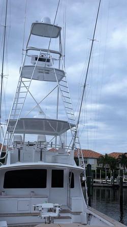 fishbone tower
