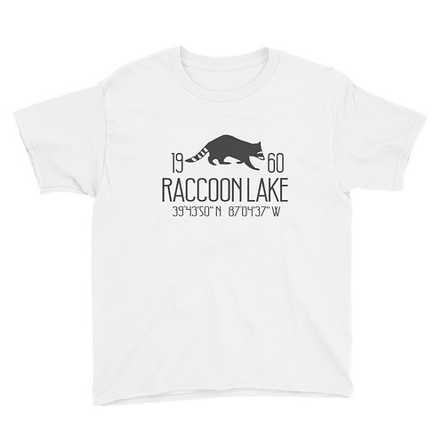 Raccoon Lake Youth Short Sleeve T-Shirt