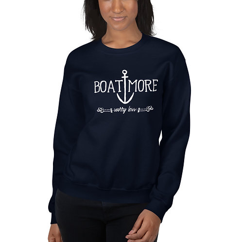 Boat More Gildan Unisex Sweatshirt