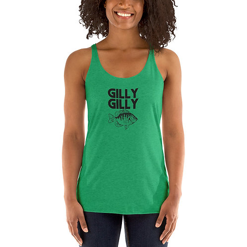 Gilly Gilly Women's Racerback Tank 6733