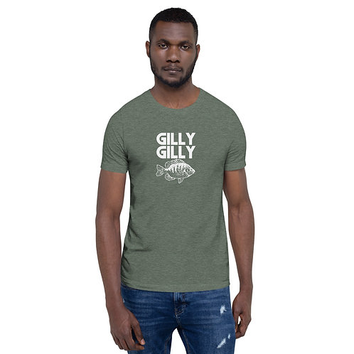 Gilly Gilly Bella Canvas 3001 Short-Sleeve Unisex T-Shirt