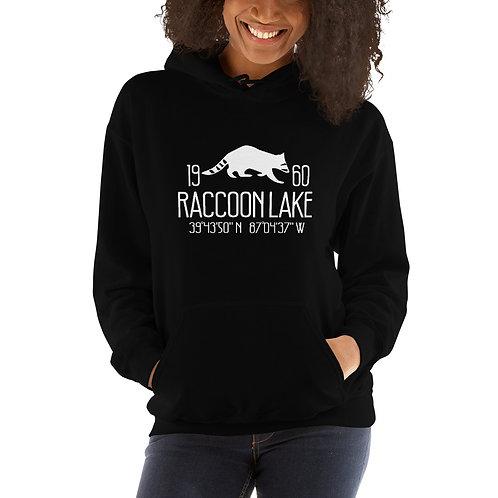 Raccoon Lake Gildan Unisex Hoodie