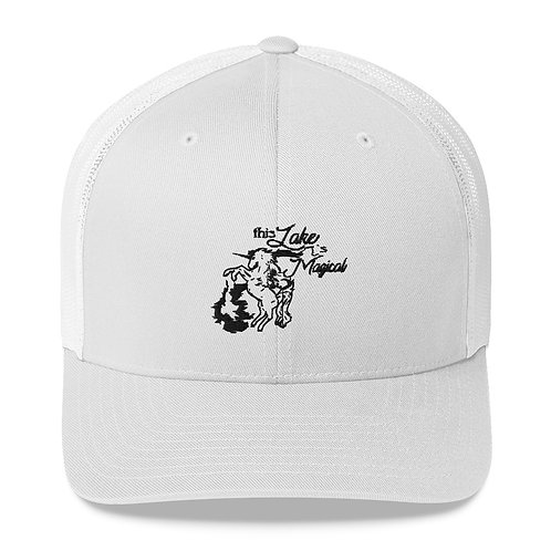 Magical Lake Trucker Cap