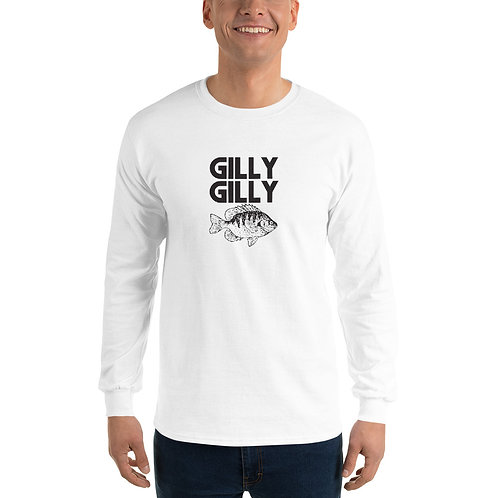 Gilly Gilly Gildan Men's Long Sleeve Shirt