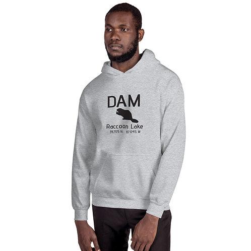 Dam Gildan Unisex Hoodie