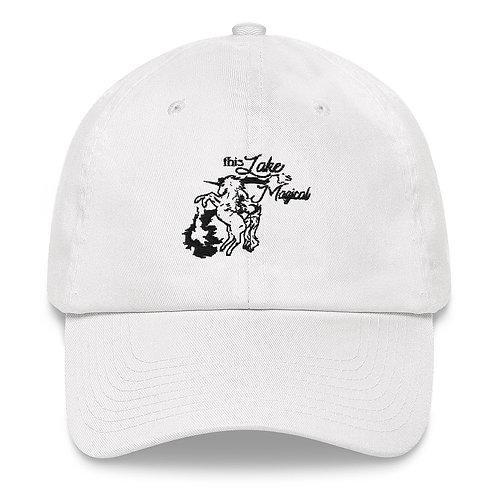 Magical Lake Dad hat
