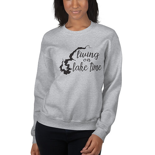 Lake Time Gildan Unisex Sweatshirt