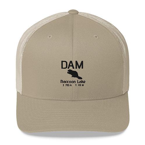 Dam Trucker Cap