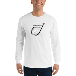 Fishing Addiction Longsleeve