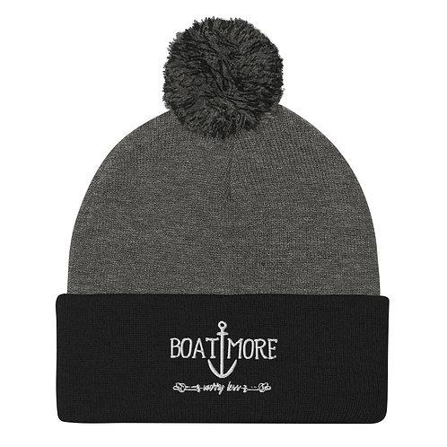 Boat More Pom-Pom Beanie