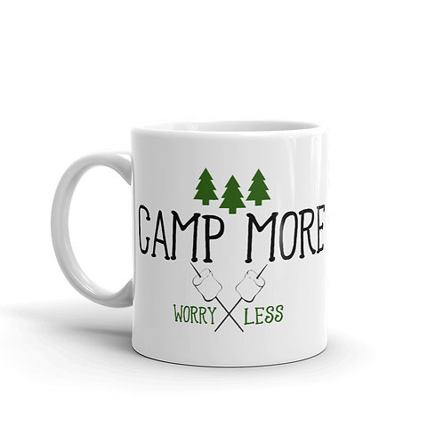 Camp More Mug