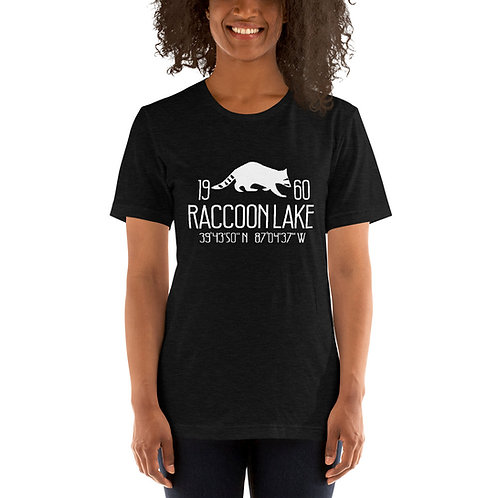 Raccoon Lake Bella Canvas 3001 Short-Sleeve Unisex T-Shirt
