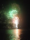 Raccoon Lake Fireworks