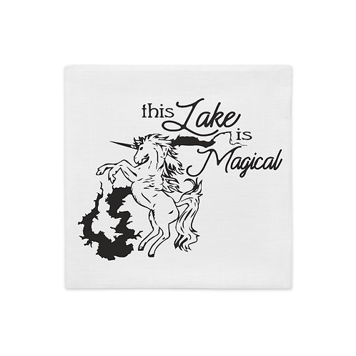 Magical Lake Premium Pillow Case
