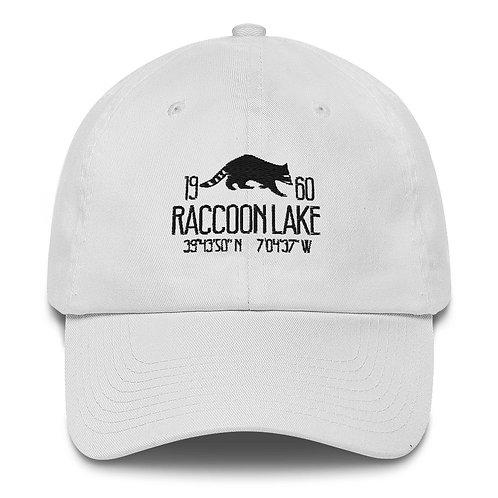 Raccoon Lake Cotton Cap