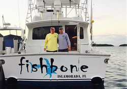 captain chapman on fishbone
