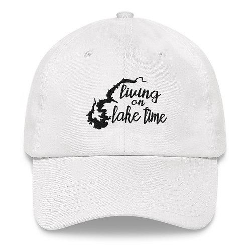 Lake Time Dad hat