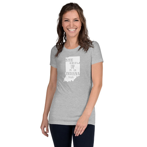 Indiana Girl Women's Slim Fit T-Shirt