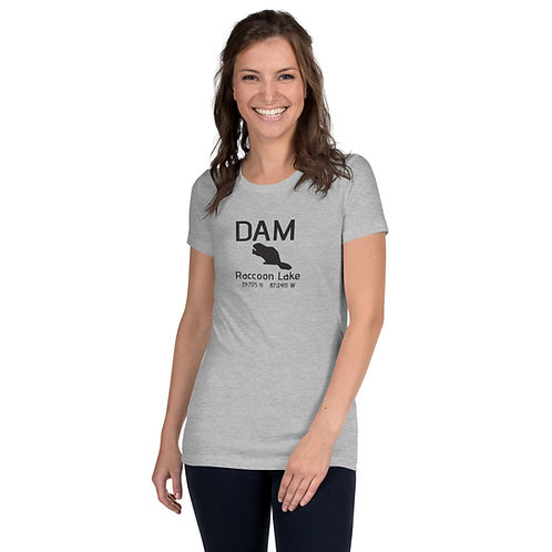 Dam Women's Slim Fit T-Shirt