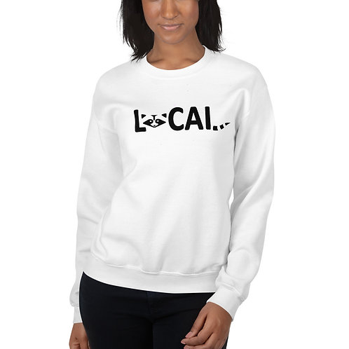 Local Gildan Unisex Sweatshirt