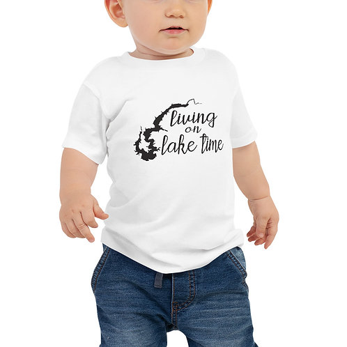 Lake Time Baby Jersey Short Sleeve Tee