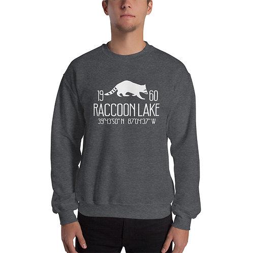 Raccoon Lake Gildan Unisex Sweatshirt
