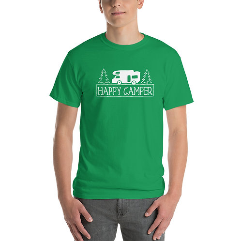 Happy Camper Gildan 2000 Short Sleeve T-Shirt