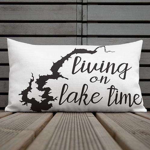 Lake Time Premium Pillow