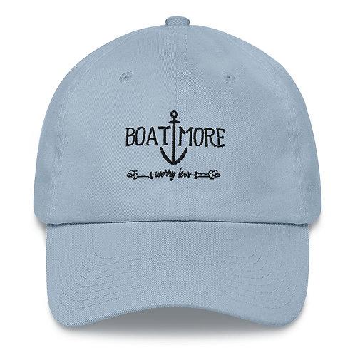 Boat More Dad hat