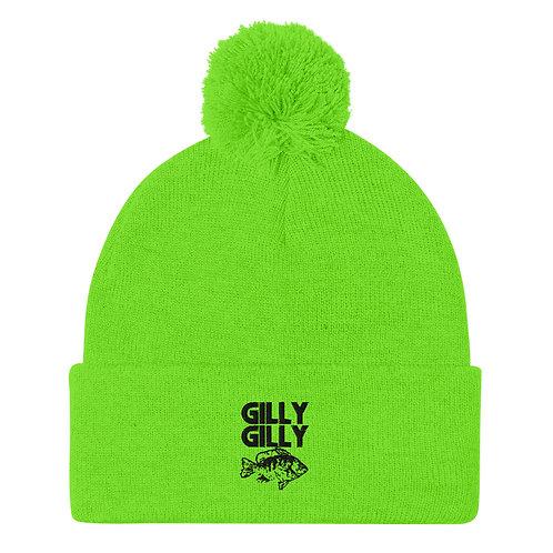 Gilly Gilly Pom-Pom Beanie