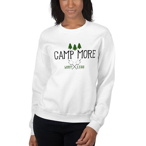 Camp More Gildan Unisex Sweatshirt