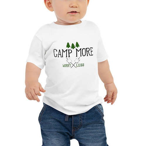 Camp More Baby Jersey Short Sleeve Tee