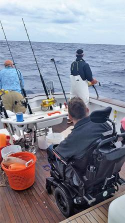 darrell gwynn fishing on fishbone