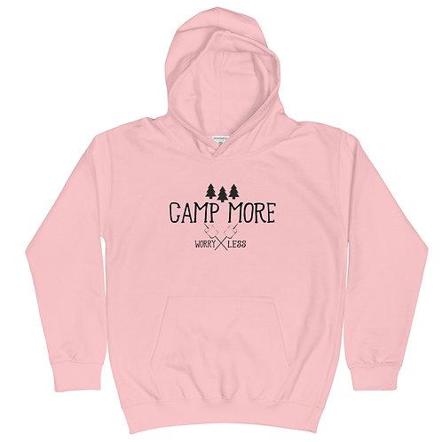 Camp More Kids Hoodie