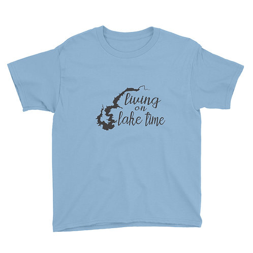 Lake Time Youth Short Sleeve T-Shirt