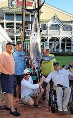 swordfish caught with Tred Barta