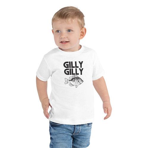 Gilly Gilly Toddler Short Sleeve Tee