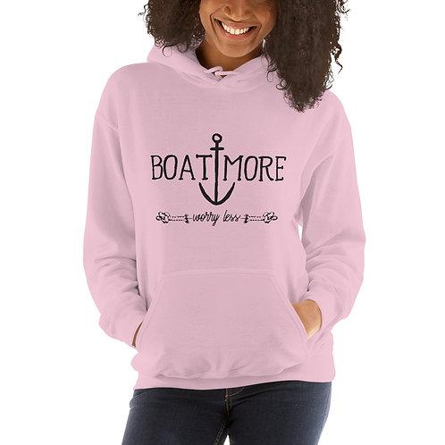Boat More Gildan Unisex Hoodie