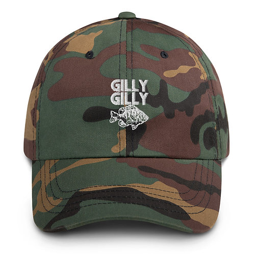 Gilly Gilly Dad hat