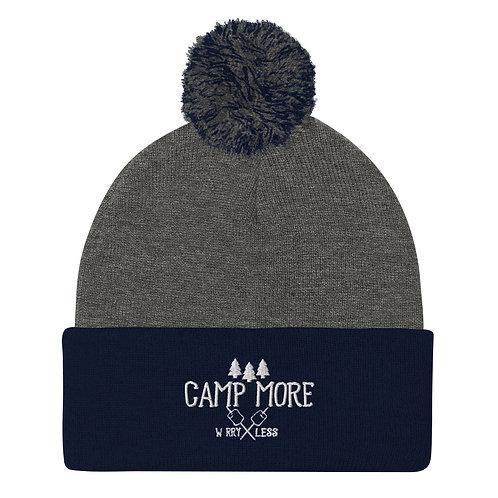 Camp MorePom-Pom Beanie