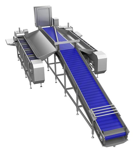 Sistema de Embalagem de Salsicha ES-02
