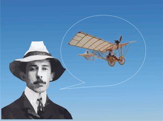 Você poderia construir um dos aviões de Santos Dumont