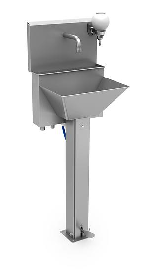 Lavador de Mãos c/ Esterilizador de Facas